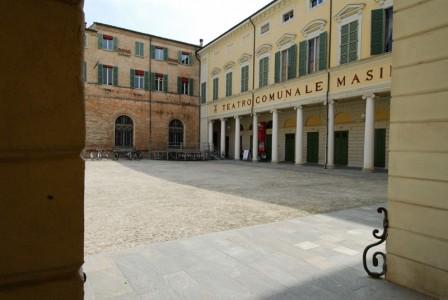 Piazza Nenni, già Molinella - Pro Loco Faenza