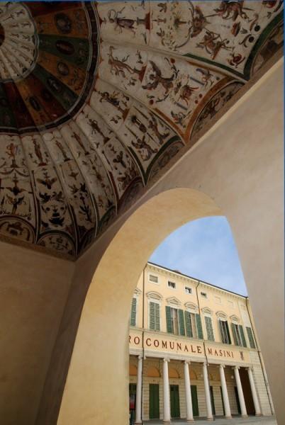 """GaD: Guide a Distanza. Visite online al patrimonio artistico della città""""."""