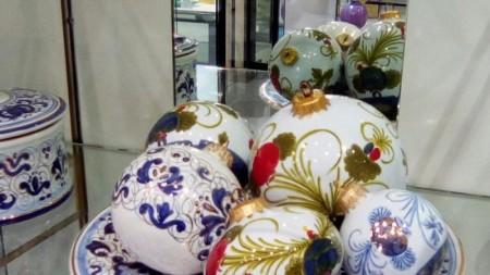 Temporary Shop della Ceramica mostra-mercato di Natale della ceramica faentina