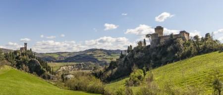 Le terre del Lamone. Itinerari e luoghi nella Romagna faentina
