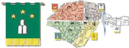 Rione Verde - Porta Montanara