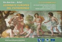 21 e 22 settembre 2019, Giornate Europee del Patrimonio a PALAZZO MILZETTI