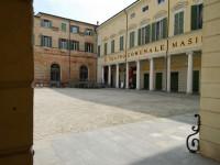 Piazza Nenni, già Molinella