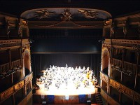 TEATRO COMUNALE MASINI - open to visitors and guided tours