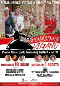 Metallurgica Viganò  Maria Pia Timo presentano MONASTERO VIGANO'