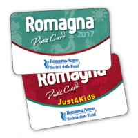 ROMAGNA VISIT CARD 2017