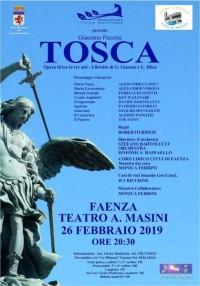 TEATRO A.MASINI - DOMENICA 26 FEBBRAIO 2019, ORE 20.30